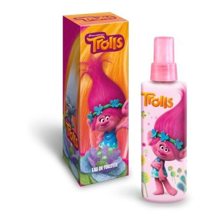 trolls poppy colonia 200 ml
