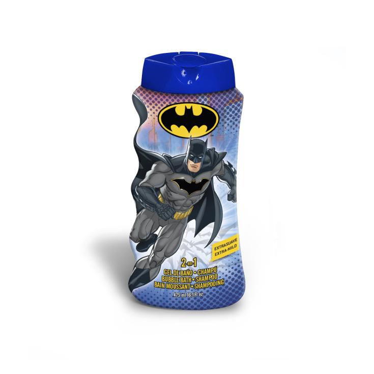 batman gel & champu infantil 475ml