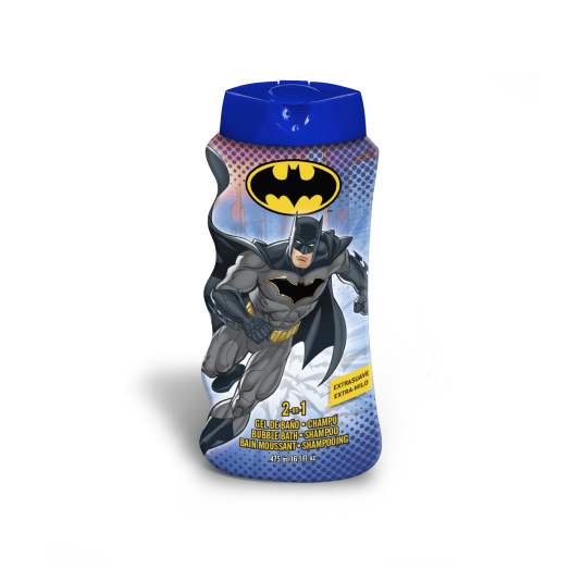 batman gel & champu infantil 475ml