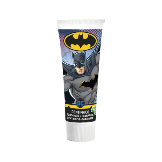 batman pasta dental infantil 75ml