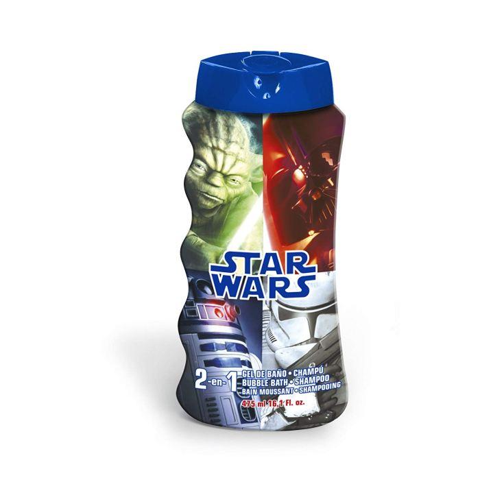 star wars   2en1 gel y champú champu 475 ml