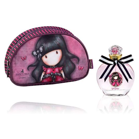 gorjuss ladybird set colonia 50ml y neceser