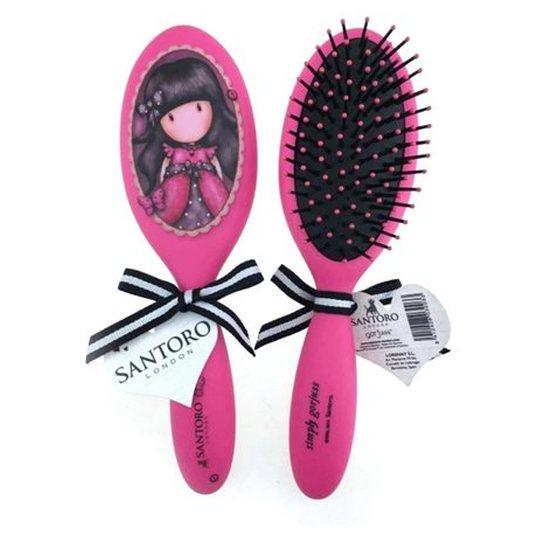 gorjuss cepillo de cabello colores surtidos