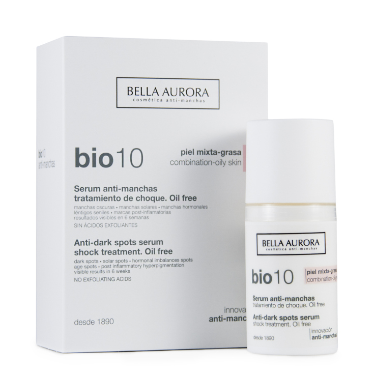 BELLA AURORA BIO10 SERUM ANTIMANCHAS PIEL MIXTA 30 ML