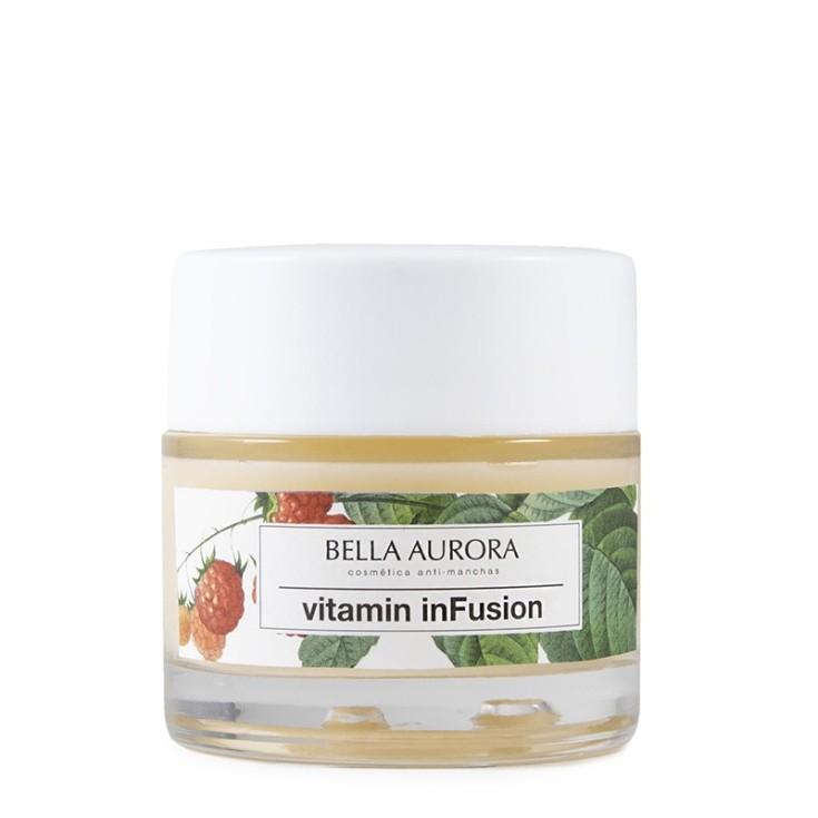 bella aurora vitamin infusion tratamiento multivitamínico antiedad