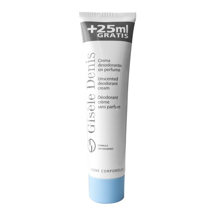 gisèle denis desodorante en crema sin perfume 75ml+25ml