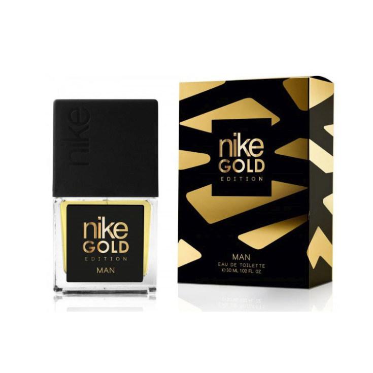 nike gold edition man eau de toilette 30ml