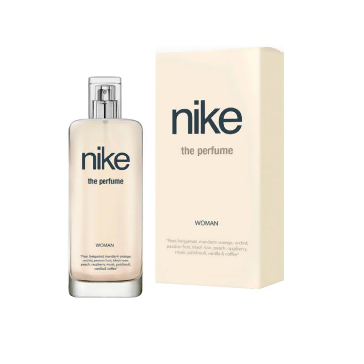 nike the perfume woman eau de toilette 75ml