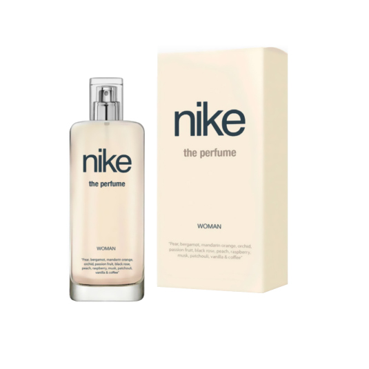 nike the perfume woman eau de toilette 75ml