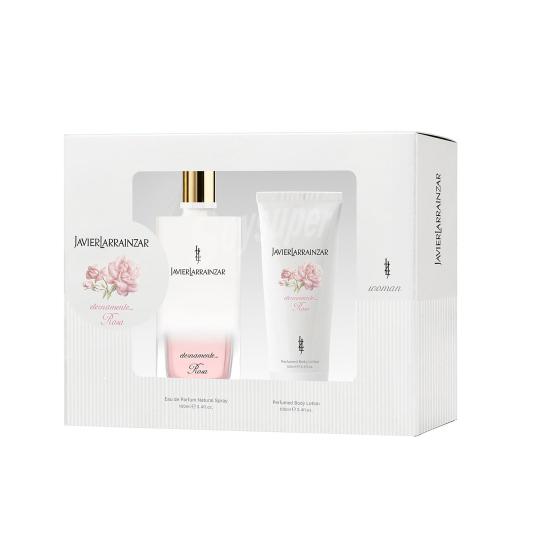 javier larrainzar eternamente rosa estuche eau de parfum 100ml 2 piezas
