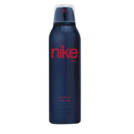 nike man urban wood desodorante antitranspirante spray 200ml