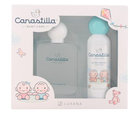canastilla colonia niños 100ml estuche regalo 2 piezas