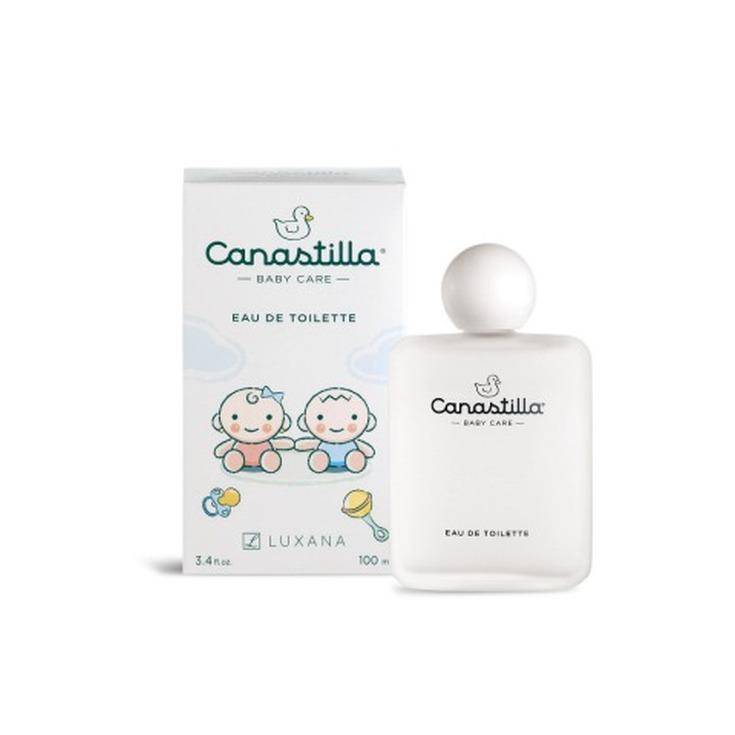 canastilla colonia niños 100ml