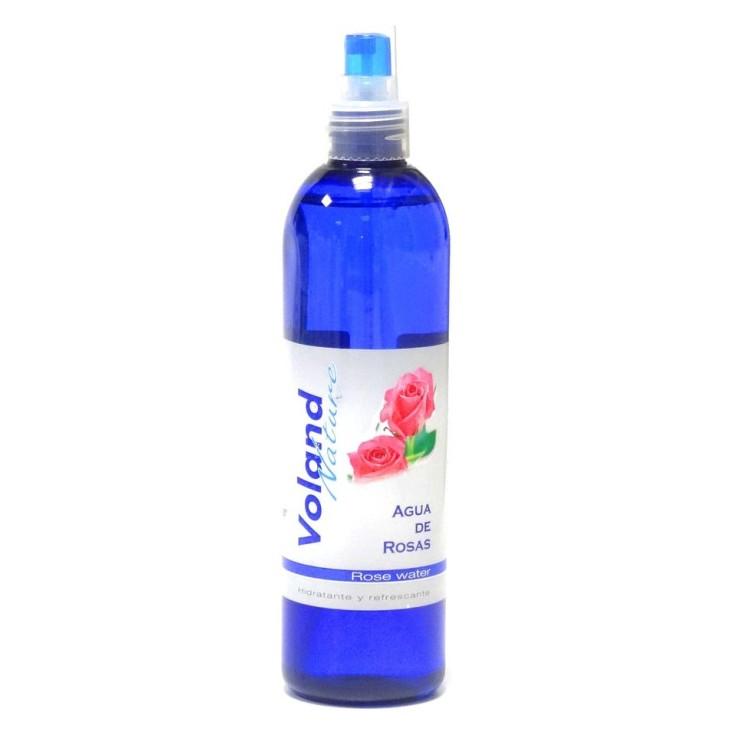 voland nature tonico facial de agua de rosas 300ml