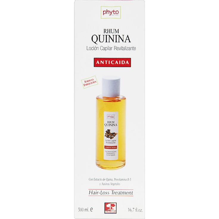 luxana phyto nature rhun-quinina locion capilar anticaida 500ml