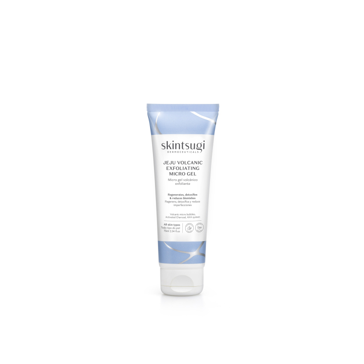 skintsugi micro-gel exfoliante 75ml