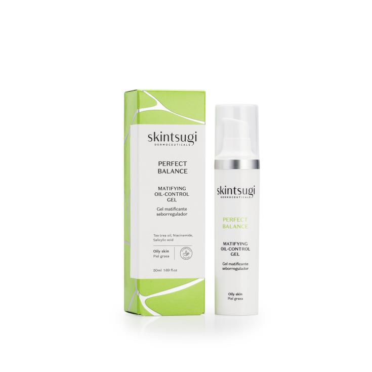 skintsugi perfect balance gel matificante 50ml