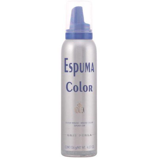 azalea espuma con color temporal perla 150ml