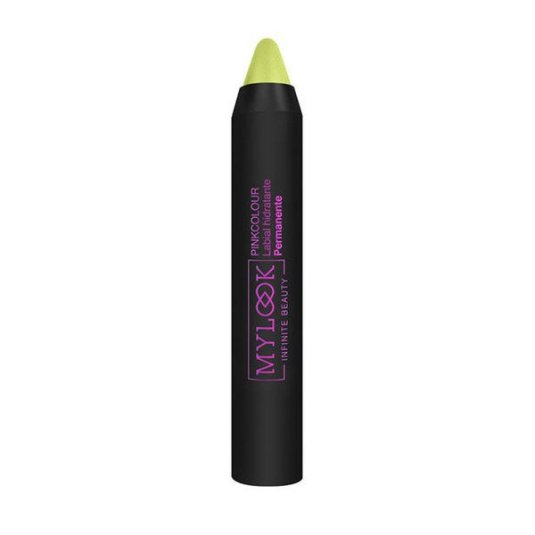 mylook pinkcolour labial lime green