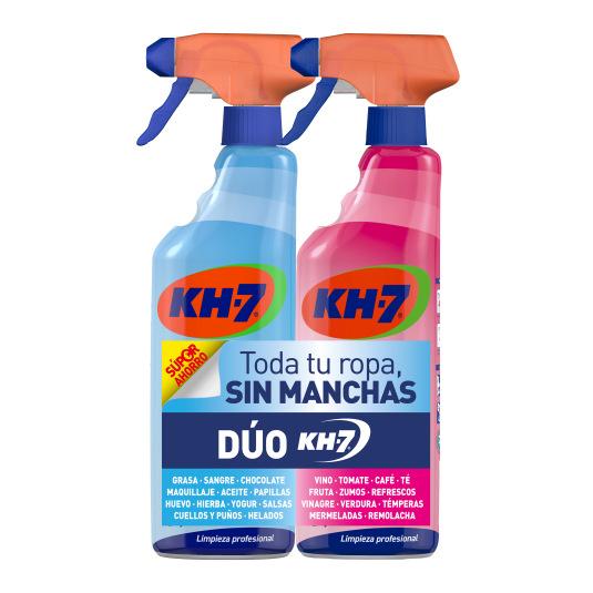 pack kh-7 sin manchas 750ml + kh-7 sin manchas oxy effect 750ml