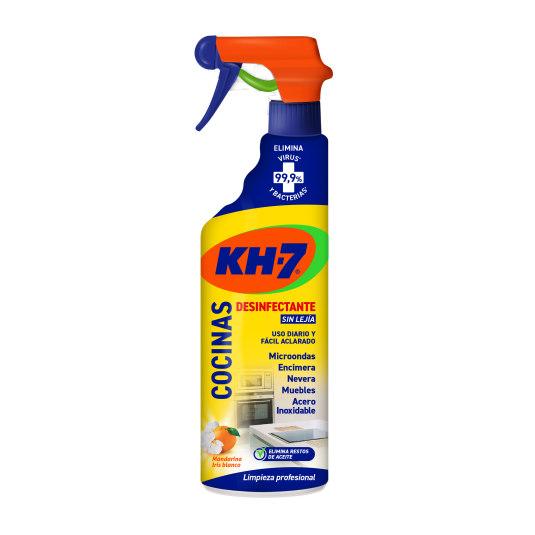 kh-7 limpiador cocinas desinfectante 750ml