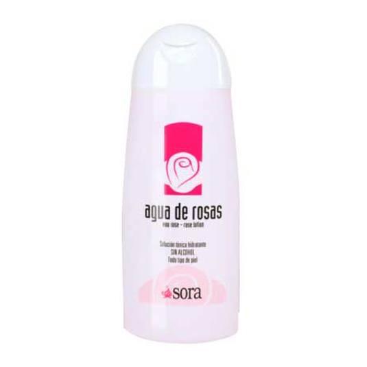sora agua de rosas 250ml