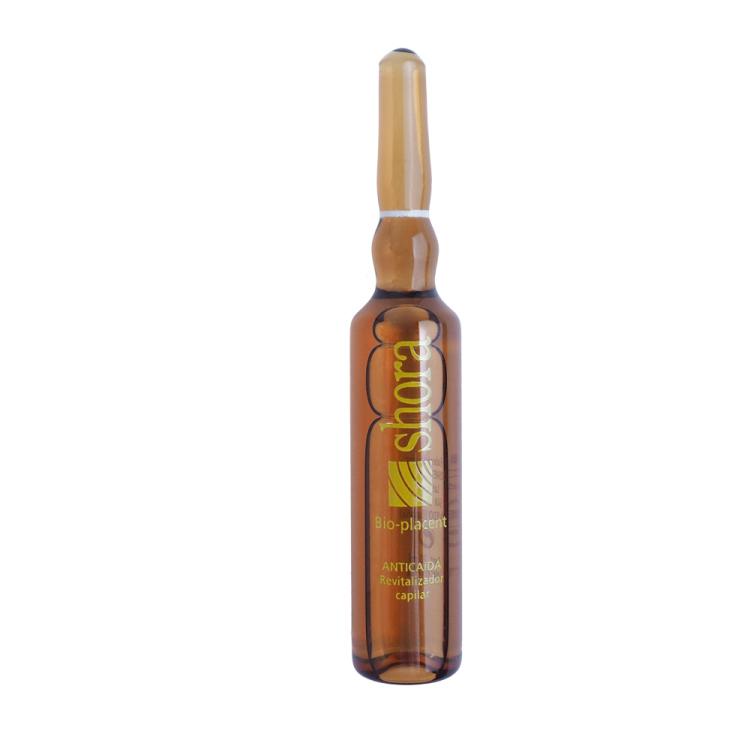shora ampollas para cabello bio-placent anticaida