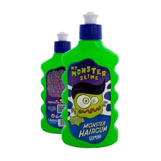 my monster slime gonster gomina infantil 160ml