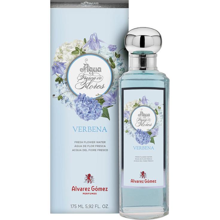 alvarez gomez agua fresca de flores verbena 175ml