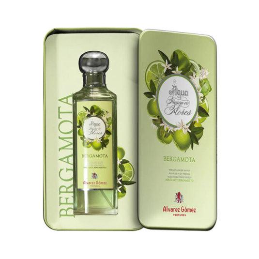 alvarez gomez lata agua fresca flor bergamota 175ml