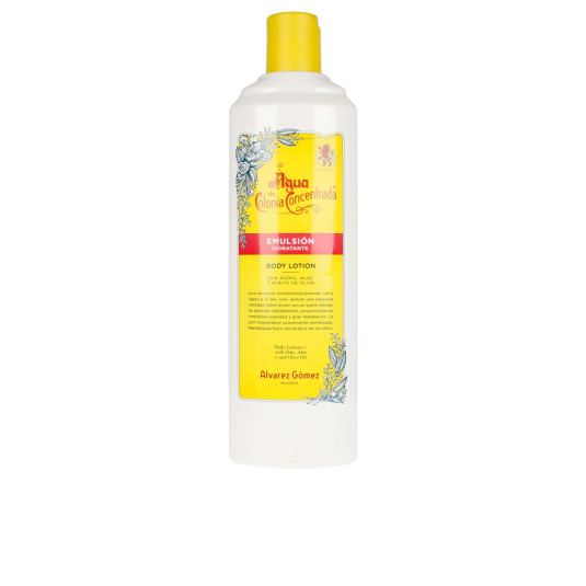 alvarez gomez emulsion hidratante corporal 460ml