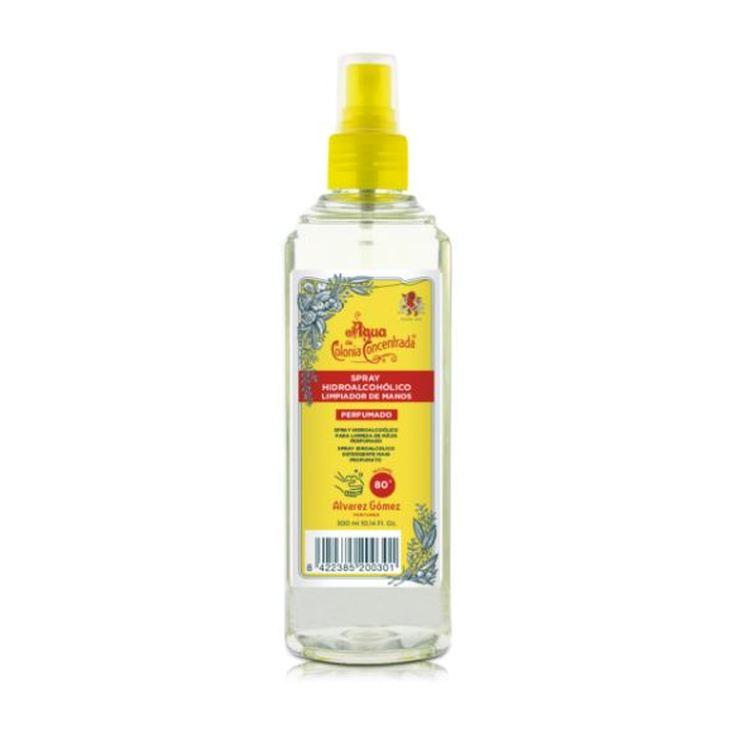 alvarez gomez spray hidroalcoholico perfumado aroma original 90ml