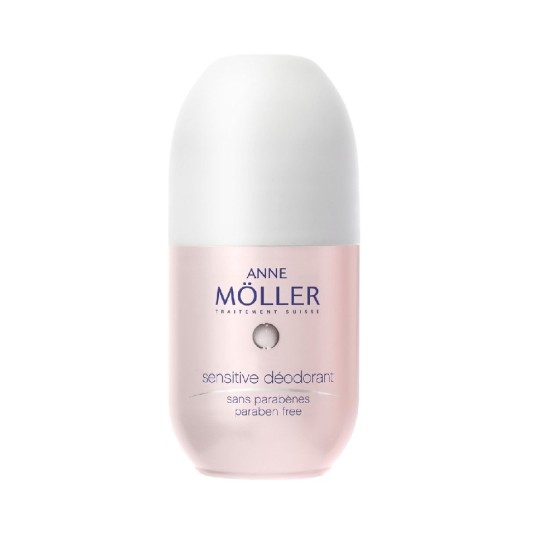 anne moller sensitive desodorante roll-on 75ml