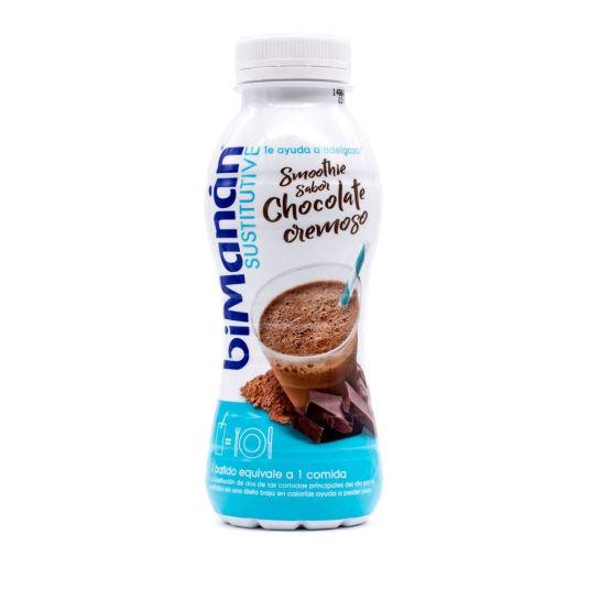 bimanan sustitutive smoothie chocolate cremoso 330ml