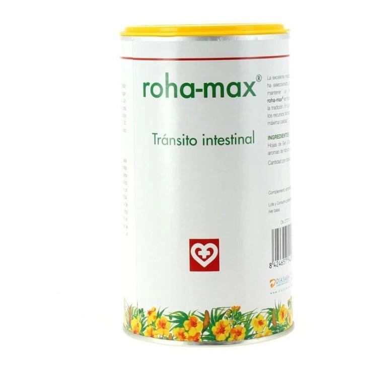 roha-max transito intestinal bote 130g