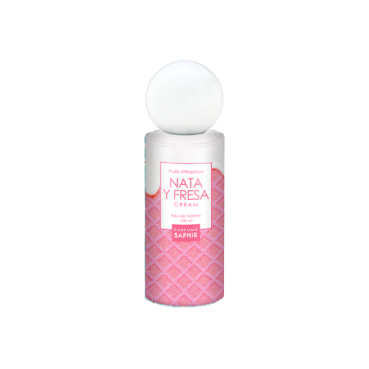 FRUITS ATTRACTION FRESA Y NATA 100ML