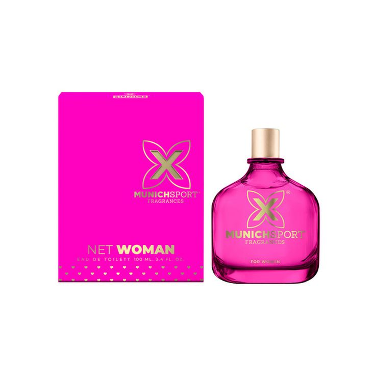 munich colonia woman net 100ml