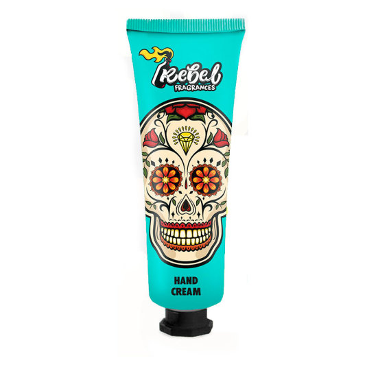 rebel fragrances calaveras crema de manos 50ml