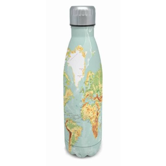 nerthus botella termo mundo 500ml