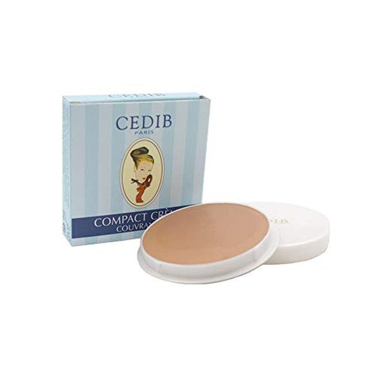 Cedib Paris base maquillaje compacto alta cobertura