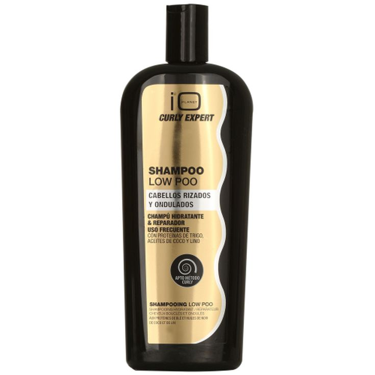 curly expert champu low poo 500ml