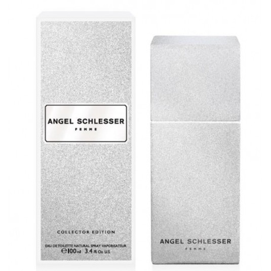 angel schlesser femme adorable collector edition eau de toilette 100ml