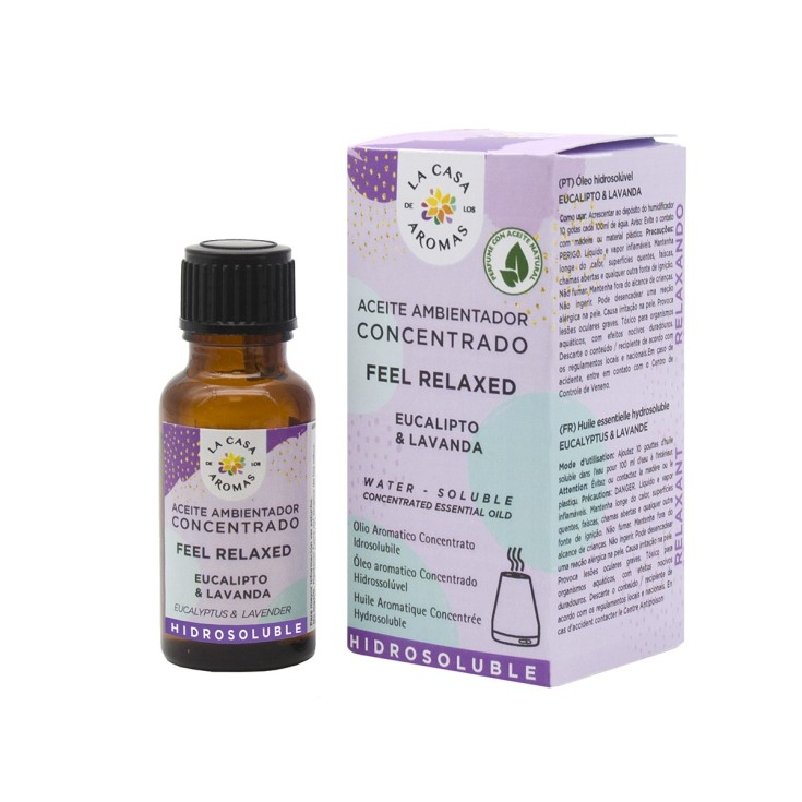aceite hidro feel relaxed 15ml
