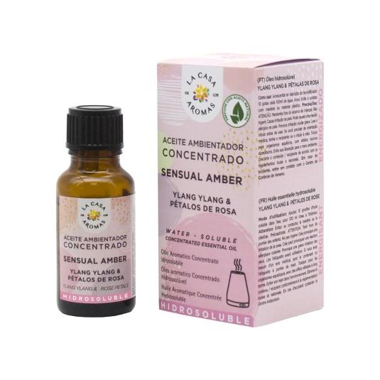 aceite hidro sensual amber 15ml