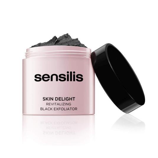 sensilis skin delight peeling negro revitalizante 75m