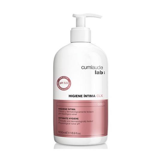 cumlaude lab higiene intima clx gel 500ml