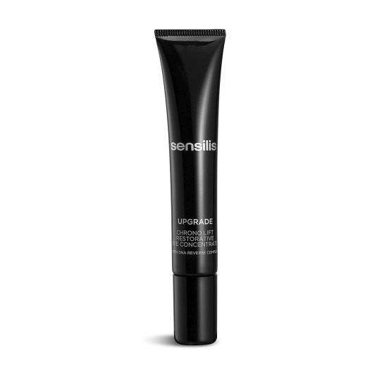 sensilis upgrade chrono lift contorno de ojos antiedad y reafirmante 15ml