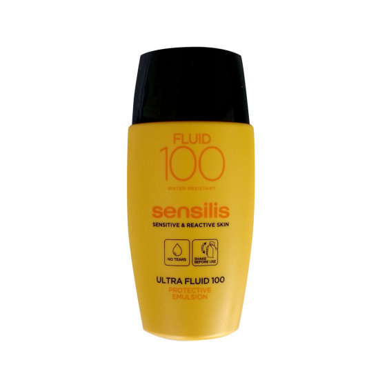 sensilis sun secret ultra gel solar facial spf100 40ml