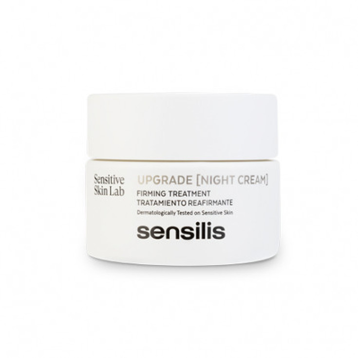 sensilis upgrade crema de noche 50ml
