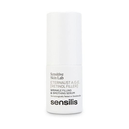 sensilis eternalist a.g.e. retinol filler serum 15ml